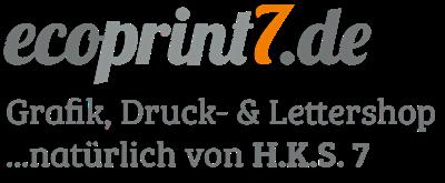 Grafikservice, ökologischer Druck & Lettershop